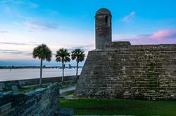 Bay View at Castillo de San Marcos