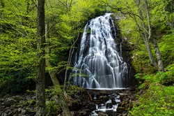 Crabtree Falls - Blue Ridge Parkway - NC - Horizontal