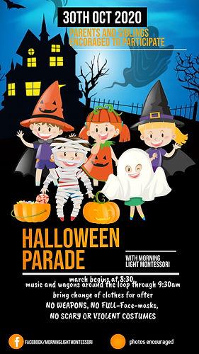 Copy of halloween flyer happy halloween