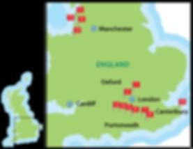 England Map