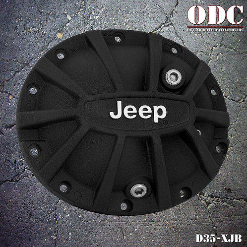 Dana 35 Differential Cover D35-XJB