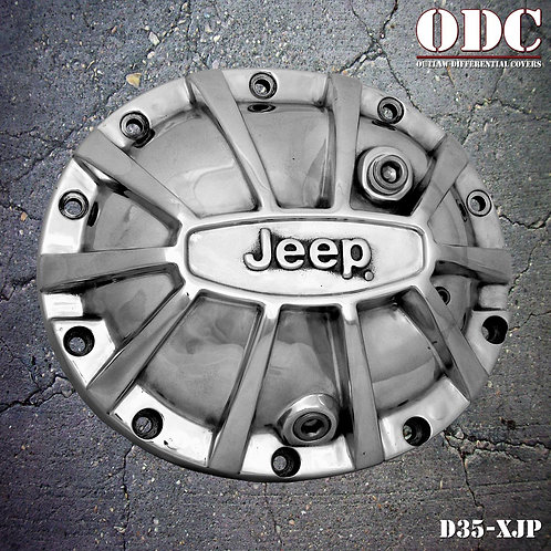 Dana 35 Differential Cover D35-XJP