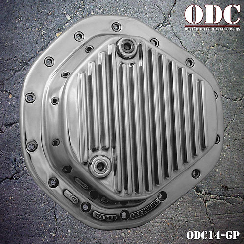10.5-A 14 BOLT (CORPORATE) Differential Cover ODC14-GP