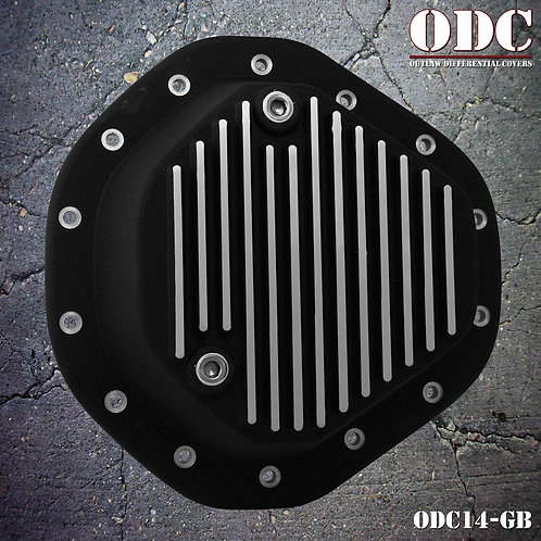 10.5-A 14 BOLT (CORPORATE) Differential Cover ODC14-GB