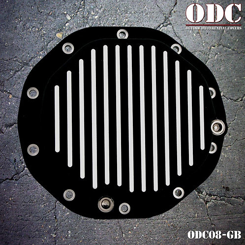 8.5 & 8-5/8 10 BOLT Differential Cover ODC08-GB