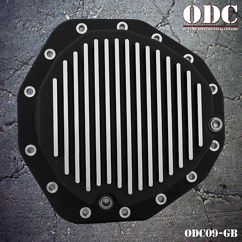 AAM 10.5RG 14 Bolt Differential Cover ODC09-GB