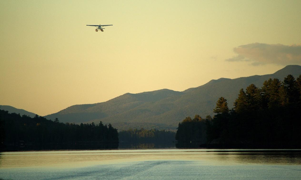 Adirondack Water Plane