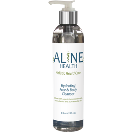 Hydrating Face & Body Cleanser 8oz