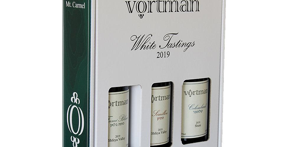 White Tastings 2019