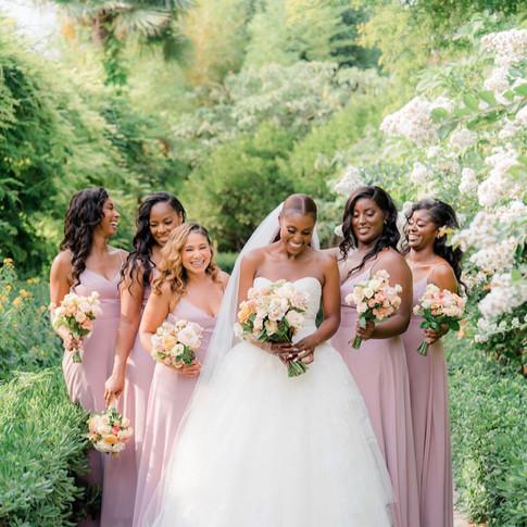 ISSA RAE'S WEDDING