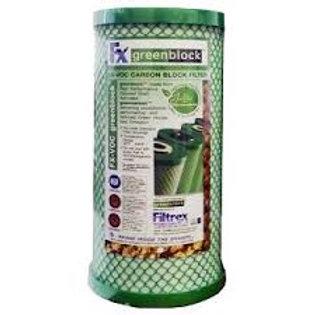 Filtrex CL2 4x10 GreenBlock Micron 10