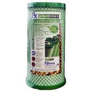 Filtrex CYST 4x10 GreenBlock Micron 1