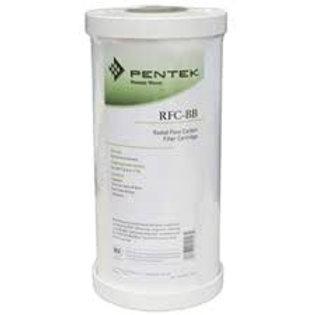 Pentair RFC 4x10 Carbon Radial Flow Micron 25