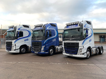 PRM Group Expands Growing Fleet