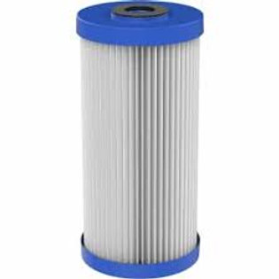 Unicel M10 4x10 Pleated Polypropylene Micron 10 Water Filter