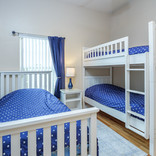 Kids room with room for 3