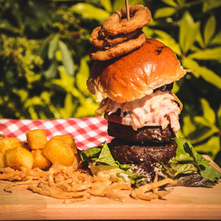 Juicy Steak Burger
