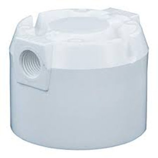 """Filter Omnipure Q Series Head Valved 3/8"""" FPT"""