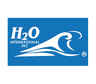 filter showerhead h20 internationa logo