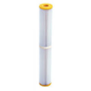 Harmsco 701 2.5x19.5 M50 Pleated Polyester Cartridge Micron 50
