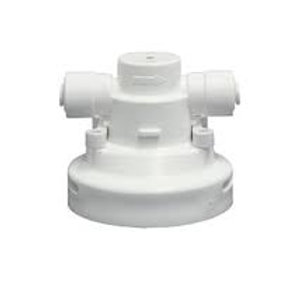 "Filter Omnipure Head Valved L-Series 3/8"" FQC"