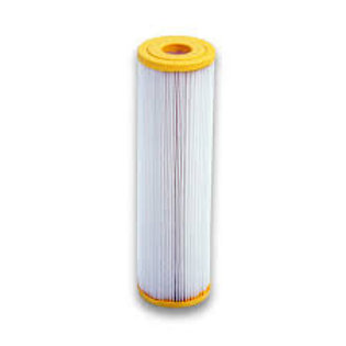 Harmsco 701 2.5x9.75 M50 Pleated Polyester Cartridge Micron 50