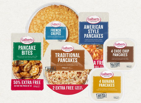 New Look Pancakes for Galberts