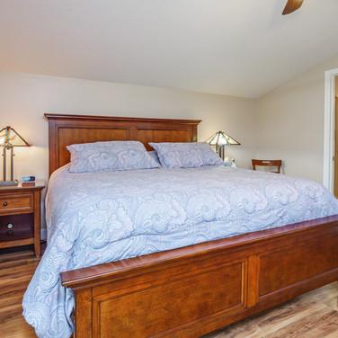 Second master bedroom with En-Suite