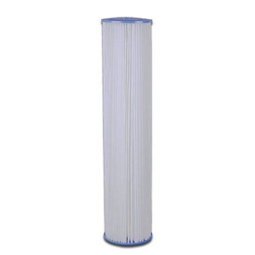 United Filters 4x20 Pleated Polyester Micron 100