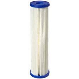 Pentair Sediment Pleated Poly Reusable 2 1/2 x 9 3/4 Micron 50