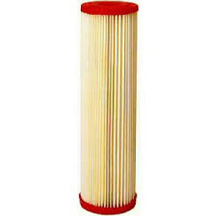 Harmsco 701 2.5x9.75 M10 Pleated Polyester Cartridge Micron 10