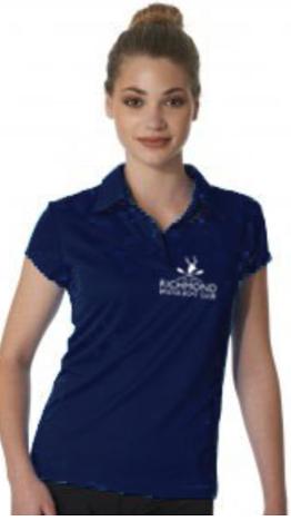Ladies Cotton Polo Shirt