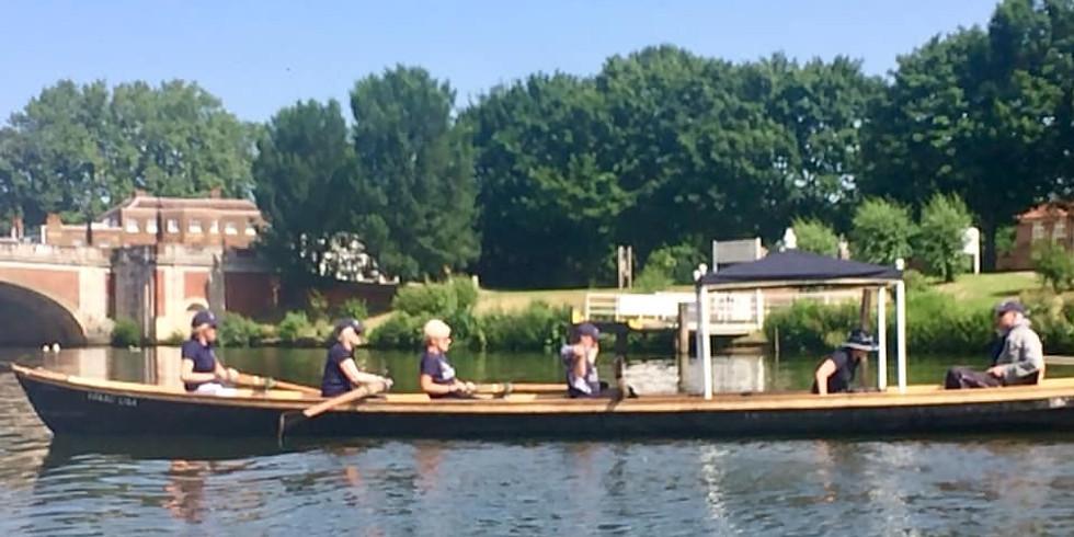 Port of London Race