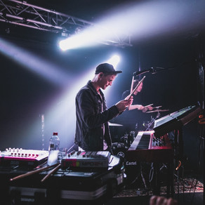 The Kite String Tangle // Interview // Howler, Melbourne // June 1