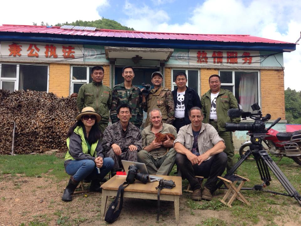 Our crew northeastern China