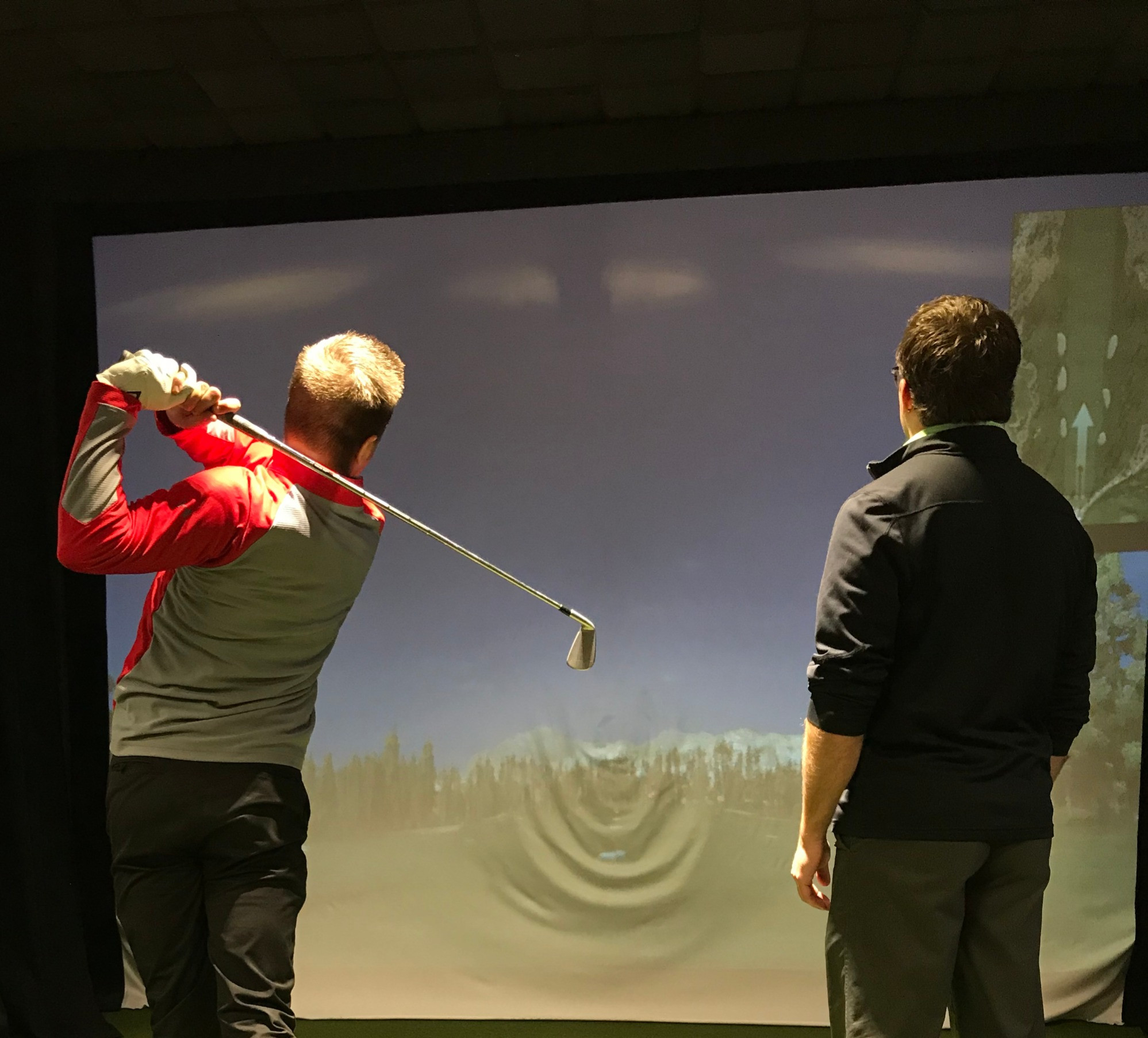 Combo Fitting (Irons +Driver/Fairway)