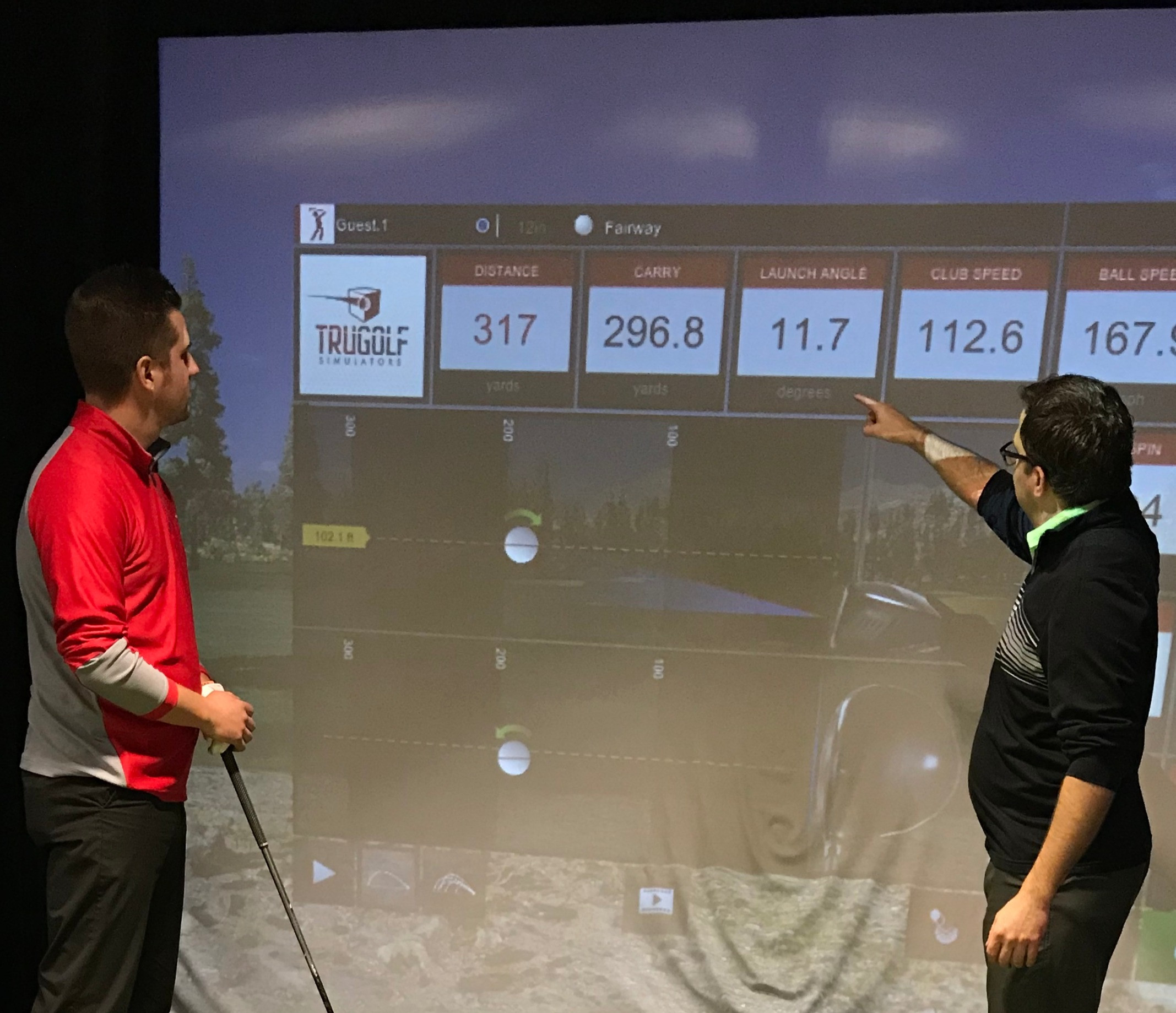 Driver/Fairway Fitting