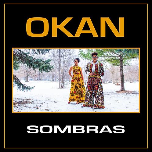 Sombras by OKAN - CD