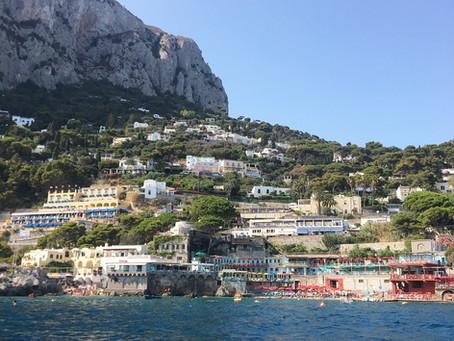 The Amalfi Coast: Sorrento, Capri, and Positano
