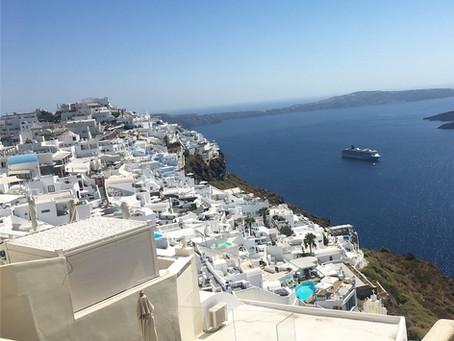 The Cyclades Islands: Athens, Mykonos, Ios, and Santorini