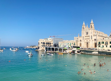 Visiting Malta in the Summer