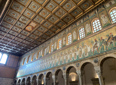 Relishing in History in Ravenna