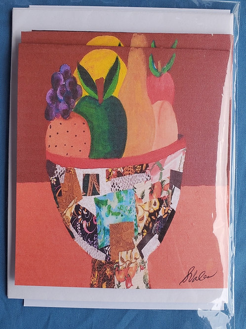 Fruitopia Notecards