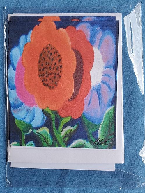 Flower of Hope Notecards