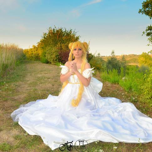 ailor moon san marino jinja princess serenity cosplay