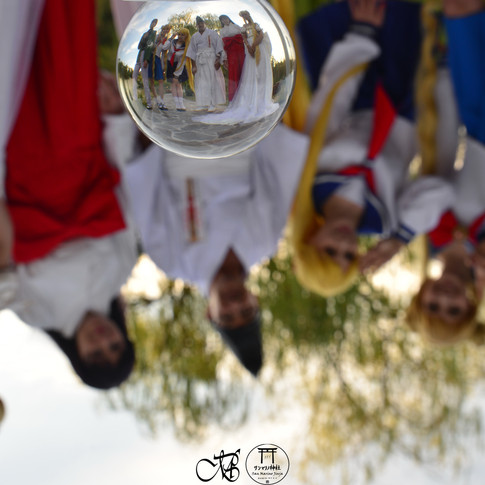sailor moon san marino jinja friendship cosplay