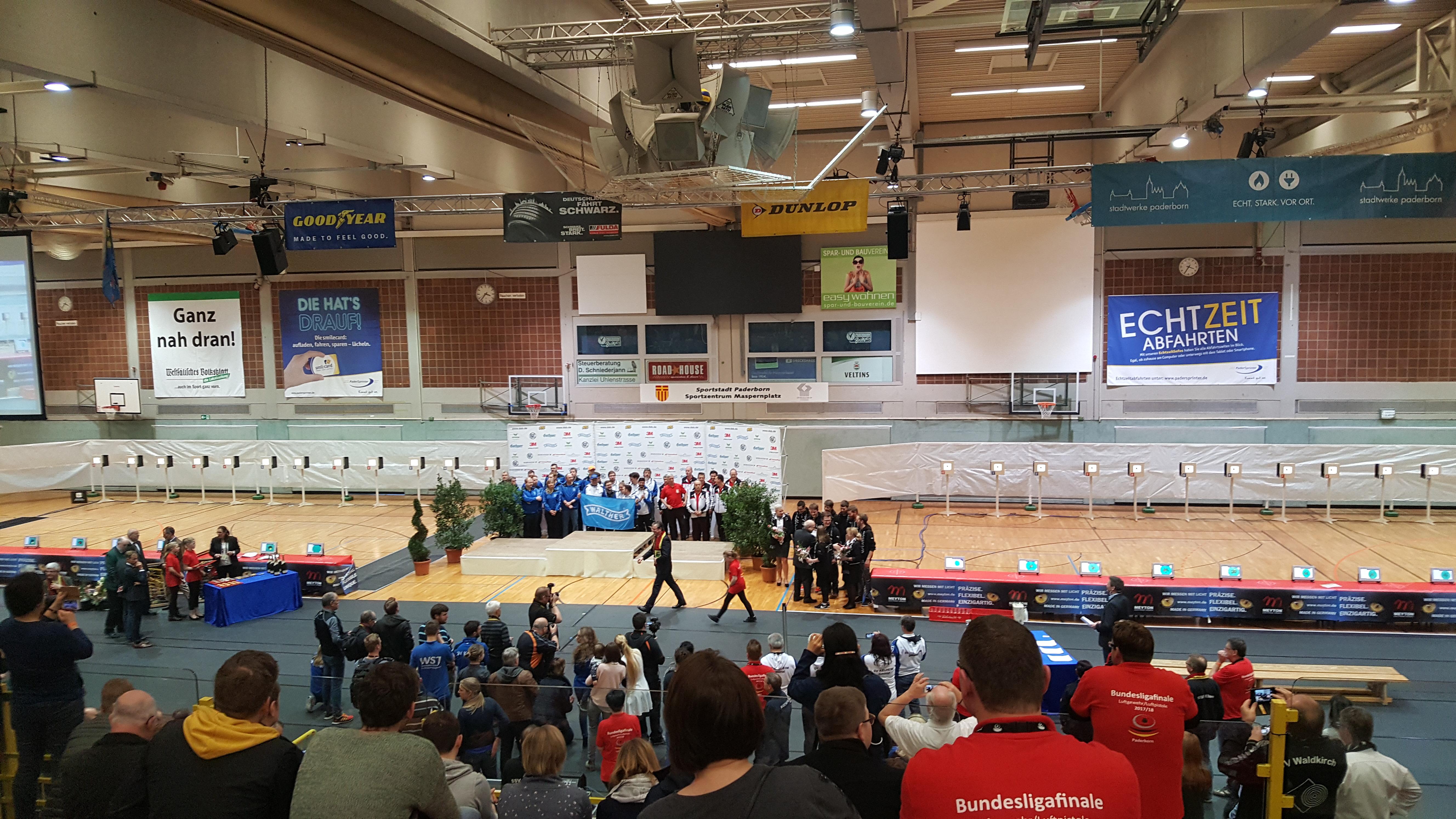 Finale Paderborn