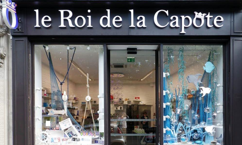 Le Roi de la Capote, Paris