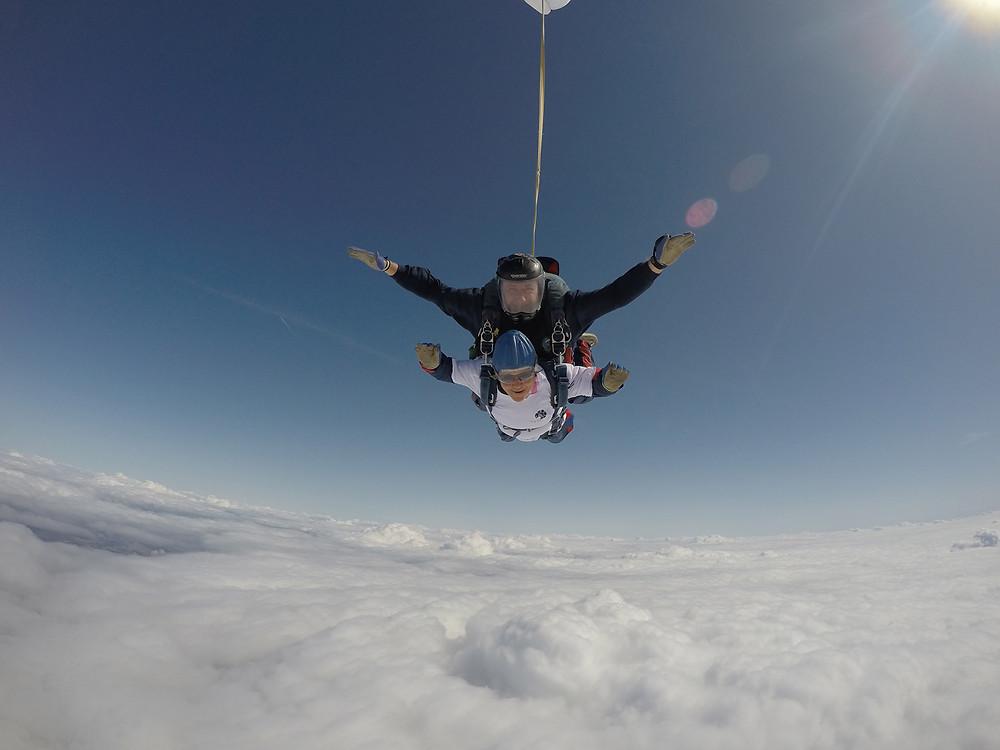 Tricia Rawlingson Plant Skydiving