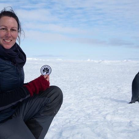 The Tony Trust Reaches Antartica